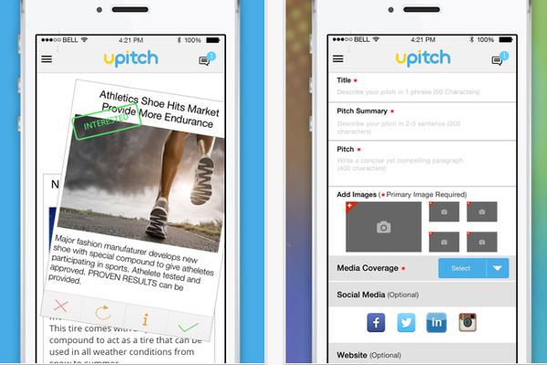Upitch_App